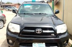 Need to sell high quality black 2008 Toyota 4-Runner automatic