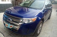 Need to sell high quality blue 2013 Ford Edge at price ₦3,500,000 in Abuja