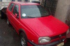 Sell 1999 Volkswagen Golf sedan manual at price ₦550,000