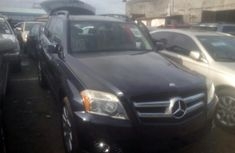 GLK 350 Mercedes Benz 2011 Full Options Tokunbo