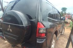Neatly used 2002 Mitsubishi Montero for sale