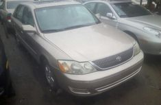 Foreign used Toyota Avalon 2002