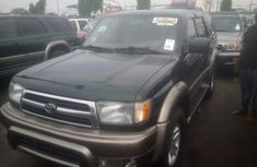 Neat Foreign used 2000 Toyota 4Runner Limited