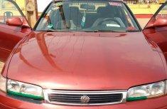 1998 Mazda 626 manual at mileage 6,000 for sale