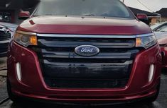 Well maintained 2013 Ford Edge suv at mileage 65,000 for sale