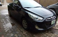 Sell well kept 2013 Hyundai Accent at mileage 80,324 in Lagos