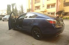 Sell well kept blue 2013 MG Magnett automatic in Abuja