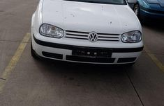 Need to sell cheap used 2000 Volkswagen Golf automatic