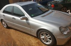 Sell used 2004 Mercedes-Benz C180 automatic in Lagos