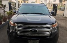 Ford Explorer 2014 4dr SUV (3.5L 6cyl 6A) Black