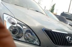 2008 Lexus RX automatic at mileage 75,555 for sale in Lagos
