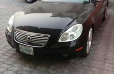 Best priced used black 2005 Lexus SC sedan automatic