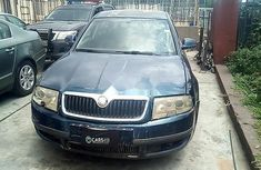 2007 Skoda Superb automatic for sale in Lagos