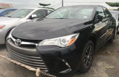 Best priced used 2017 Toyota Camry in Lagos