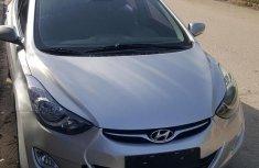 Hyundai Elantra 2012 Limited Silver