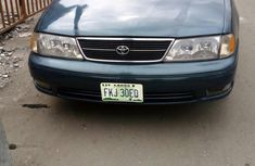 Toyota Avalon 1999 Green color for sale
