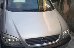 Sell well kept 2002 Opel Zafira manual at price ₦1,500,000 in Lagos