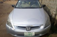 Sell grey 2003 Honda Accord sports automatic at mileage 178,280