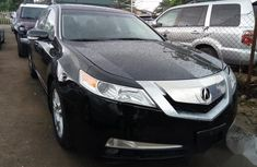 Well maintained 2010 Acura TL for sale at price ₦3,700,000 in Lagos