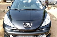 Clean used 2009 Peugeot 207 hatchback for sale in Katsina