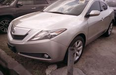 Need to sell cheap used 2010 Acura ZDX sedan in Lagos