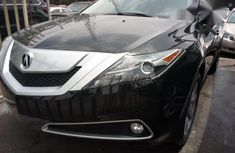 Sell cheap black 2010 Acura ZDX at mileage 1 in Lagos