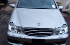 Clean 2003 Mercedes-Benz C230 sedan automatic for sale in Ibadan