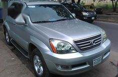 Sell grey 2005 Lexus GX at mileage 78,542 in Lagos at cheap price
