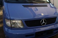 Sell high quality 2002 Mercedes-Benz Vito manual at price ₦2,000,000