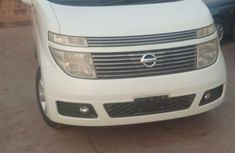 Nissan Elgrand 2002 White color for sale