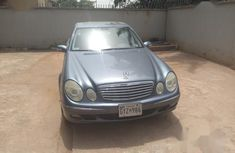 Best priced used 2008 Mercedes-Benz E350 in Enugu