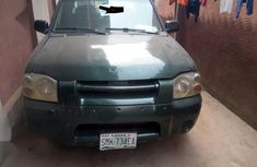 Used green 2004 Nissan Frontier for sale at price ₦750,000 in Lagos