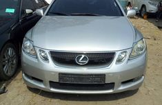 Need to sell grey 2007 Lexus GS at price ₦3,600,000