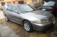 Sell used 2000 Honda Accord sedan automatic in Lagos