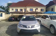 Clean direct used grey 2014 Toyota RAV4 automatic
