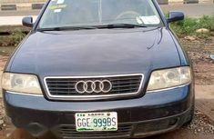 Audi A6 2006 2.4 Saloon Black