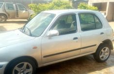 Sell well kept 2000 Nissan March in Lagos