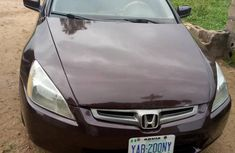 Sell well kept 2003 Honda Accord sedan automatic in Abuja