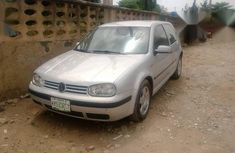 Sell super clean grey 2002 Volkswagen Golf automatic