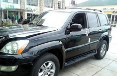 Need to sell cheap used 2003 Lexus GX automatic