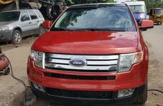 Need to sell high quality orange 2007 Ford Edge suv automatic in Lagos