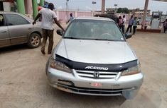 Sell well kept 2001 Honda Accord in Ikeja