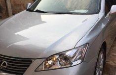 Sell grey/silver 2009 Lexus ES sedan automatic at cheap price
