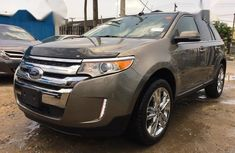 Best priced used grey/silver 2014 Ford Edge at mileage 59,000