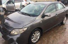2012 Toyota Corolla sedan automatic for sale at price ₦1,980,000