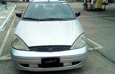 Sell authentic used 2001 Ford Focus automatic