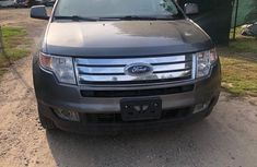 Best priced brown 2009 Ford Edge at mileage 175,500