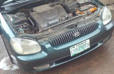 Well maintained 2003 Hyundai Sonata for sale at price ₦850,000 in Lagos