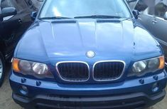 Need to sell used 2004 BMW X5 in Sokoto at cheap price