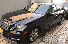 Best priced used 2011 Mercedes-Benz 300E in Lagos